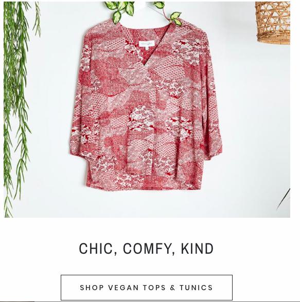 vegan thought clothing